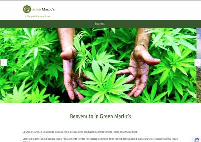 Green Marlics